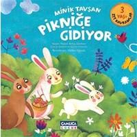 Minik Tavşan Pikniğe Gidiyor - Nalan Aktaş Sönmez