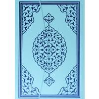 Bilgisayar Hatlı Kur'an-ı Kerim ( Orta Boy Mavi Kapak - Kuran-015)