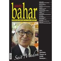 Berfin Bahar Aylık Kültür, Sanat ve Edebiyat Dergisi Sayı : 186