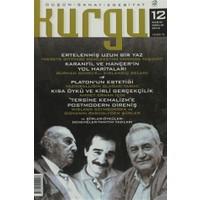 Kurgu Düşün - Sanat - Edebiyat Dergisi Sayı: 12