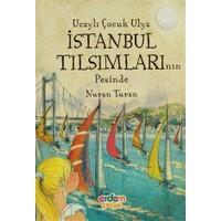 Uzaylı Çocuk Ulya İstanbul Tılsımlarının Peşinde