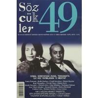 Sözcükler Dergisi Sayı: 49 / Mayıs-Haziran 2014