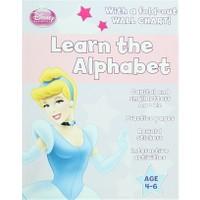 Disney Princess : Learn The Alphabet