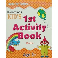 Dreamland Kid's 1 st Activity Book: Maths (3)