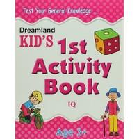 Dreamland Kid's 1 st Activity Book: IQ (3)