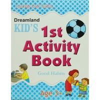 Dreamland Kid's 1 st Activity Book (3+)