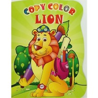 Copy Color Lion