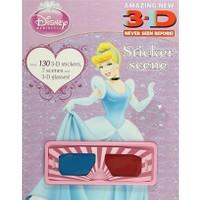 Disney Princess : Amazing New 3D Never Seen Before!