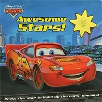 Disney Pixar Cars : Awesome Stars!