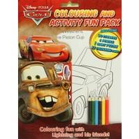 Disney Pixar Cars : Colouring and Activity Fun Pack