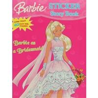 Barbie Sticker Story Book: Barbie as a Bridesmaid