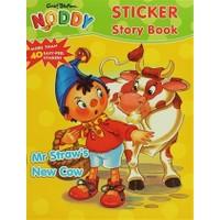 Sticker Story Book: Mr Straw's New Cow