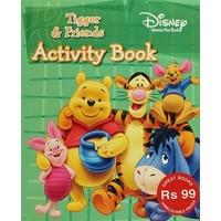 Tigger Friends & Activity Book