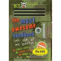 Boy Stuff the Most Awesome Handbook