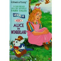 Alice In Wonderland Level 4 - Book 2