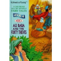 Ali Baba and The Forty Thieves Level 4 - Book 3