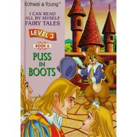Puss In Boots (Level 3 - Book 6)