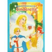 My Big Book Of Fairy Tales: Cinderella