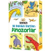 Bil Bakalım Kartları - Dinozorlar