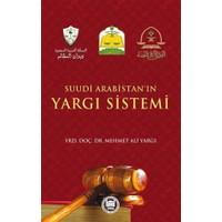 Suudi Arabistan'ın Yargı Sistemi
