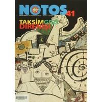 Notos Öykü İki Aylık Edebiyat Dergisi Sayı : 41