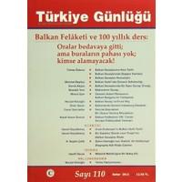 Türkiye Günlüğü Dergisi Sayı: 110