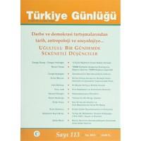 Türkiye Günlüğü Dergisi Sayı: 113