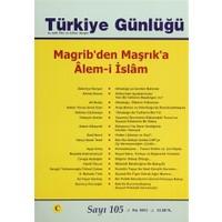 Türkiye Günlüğü Dergisi Sayı: 105