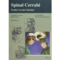 Spinal Cerrahi Pratik Cerrahi Noktalar