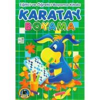 Karatay Boyama - Eğitici ve Öğretici Boyama Kitabı