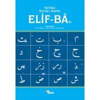 Tecvidli Kur'an-ı Kerim Elif-Ba'sı