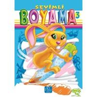Sevimli Boyama 3