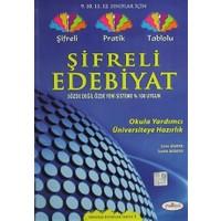 Şifreli Edebiyat - Bulmacalı Edebiyat (2 Kitap Takım) - Çetin Şişman