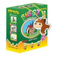 Çiftlik 5'İ Bir Kutuda Puzzle