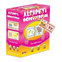Alfabeyi Öğreniyorum Puzzle