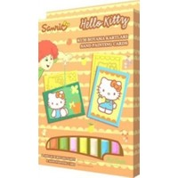 Hello Kitty 4: Kum Boyama Kartları