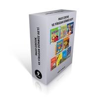 Maxi Çocuk ve Firuzan Gürbüz Seti (9 Kitap Takım)