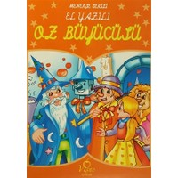 Menekşe Serisi El Yazılı : Oz Büyücüsü