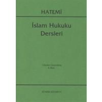 İslam Hukuku Dersleri
