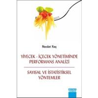 Yiyecek - İçecek Yönetiminde Performans Analizi