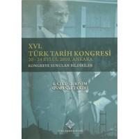16. Türk Tarih Kongresi 4.Cilt-2. Kısım Osmanlı Tarihi