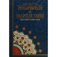 Peygamberler ve Halifeler Tarihi (2 Cilt Takım) 1. Hamur