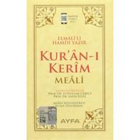 Kur'an-ı Kerim Meali Cep Boy (Ayfa 108)