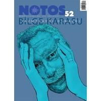 Notos Öykü İki Aylık Edebiyat Dergisi Sayı : 52