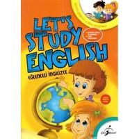 Let's Study English İngilizce-Türkçe İlk Kelimeler / Yazı Aktiviteleri