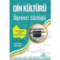 Din Kültürü ve Ahlak Bilgisi Öğrenci Sözlüğü