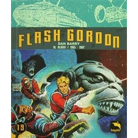Flash Gordon Cilt : 19 10. Albüm / 1965-1967