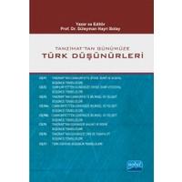 Tanzimat'tan Günümüze Türk Düşünürleri (7 Cilt - 8 Kitap)