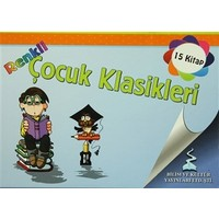 Renkli Çocuk Klasikleri (15 Kitap Kutulu Set)