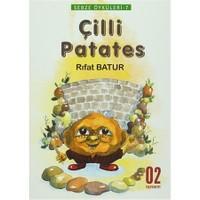 Sebze Öyküleri 7 - Çilli Patates